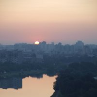 Московское утро :: Михаил Юрьевич