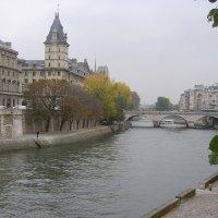 Осень в Париже :: Михаил Юрьевич