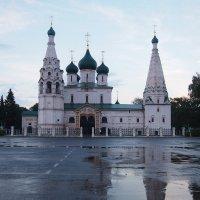 Церковь Ильи Пророка (Ярославль) :: Михаил Юрьевич