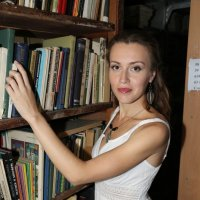 Библиотекарь-35. :: Руслан Грицунь