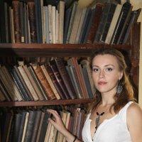 Библиотекарь-32. :: Руслан Грицунь