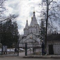 Воскресенская церковь. :: Яков Реймер
