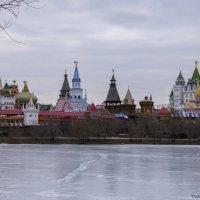 Измайловский кремль :: Виктор М