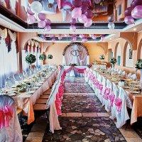 Ожидание свадебного праздника :: Валерий Дворников