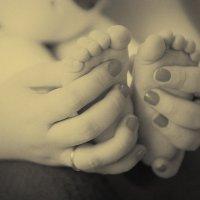 Любимые ножки :: Ирина Бруй