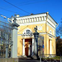 Кордегардия Московских ворот :: Сергей