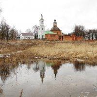 Храм в честь Казанской Божией Матери. :: Ирина Нафаня
