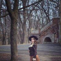 "Фотопроект ""Барышня"" :: Ксения Довгопол"