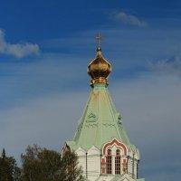 Храм во имя Св. Николая Мирликийского Валаам :: Анатолий Шумилин