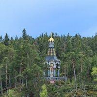 Часовня Валаамской иконы Божией Матери :: Анатолий Шумилин