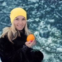 Оранжевое настроение :: Андрей Романов