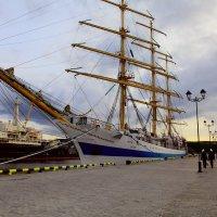 Корабли постоят... :: Виктор Шведин