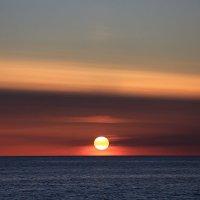 Краски заката :: valeriy khlopunov