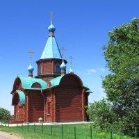 Селская церковь. :: Александр Атаулин