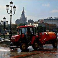 Москва умывается :: Кай-8 (Ярослав) Забелин