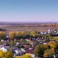 Панорама Суздаля :: Александр Кузьмин