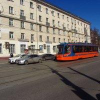 Апрель в моем городе :: Андрей Лукьянов