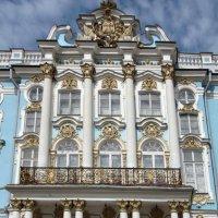 Екатерининский дворец, фрагмент. :: Вера Щукина