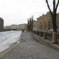 Канал Грибоедова :: Евгения Горбунова