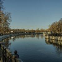 Весна на Яузе :: Константин Сафронов