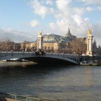 Париж осень :: Виталий  Селиванов