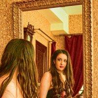 Портрет в зеркале :: delete