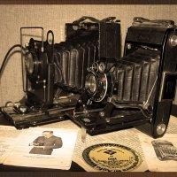 Старые фотоаппараты :: Lukum