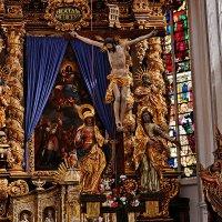 В церкви ... :: Владимир Икомацких