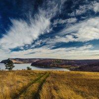 Осень на Жигулевском море :: Дак -