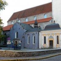 Некрополь церкви Нигулисте в Таллине :: Елена Гуляева (mashagulena)