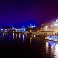 красавица Влтава(Прага) :: Константин Король