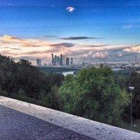 Москва Сити :: lassa lassa