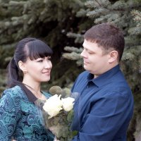 Софья и Евгений :: Елена Михеева