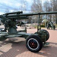 Ходит  ходко  пушка - самоходка... :: Vladimir Semenchukov