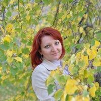 Осенний портрет :: Сергей Тагиров