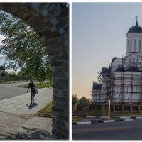 Вид на церковь :: Alena Cyargeenka