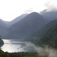 туман :: Oksana Аникеева