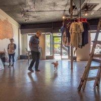 Пока реставрация в мастерской не закончена :: MVMarina