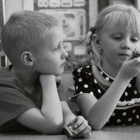 В детском саду :: Ольга Жижманова