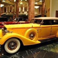 Большая желтая машина :: Николай Танаев