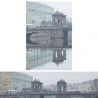 Фотография с направляющей линией и линейной перспективой. Фотография без линейной перспективы :: Анна Чугунова