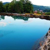 Вулканическое озеро. :: Natali
