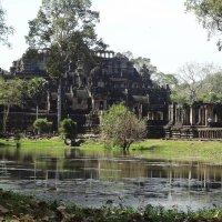 Сиемреап, Камбоджа :: Елена Павлова (Смолова)