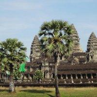 Ангкор Ват :: Елена Смолова
