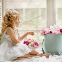 Весенняя нежность :: Анастасия