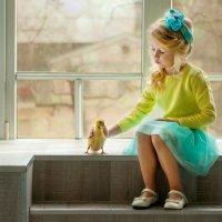 Маленький друг :: Анастасия