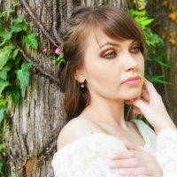 Девушка-Весна.. :: Юлия Романенко