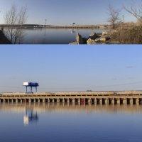 2-2 Фото с панорамной перспективой, Фото с плоской перспективой :: Александр Мингалев