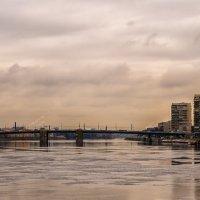 Володарский мост через Неву :: Михаил Вандич