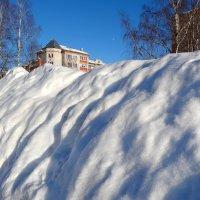 Бывали зимы снежные :: Валерий Талашов